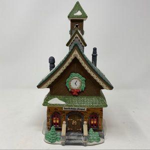 Department 56 North Pole Chapel